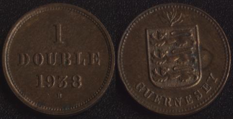 Гернси 1 дубль 1938