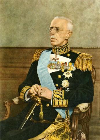 Король Швеции Густав V