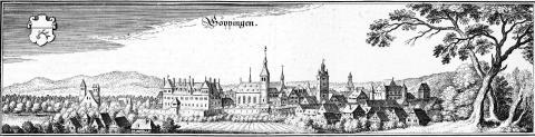 Вид города Гёппинген