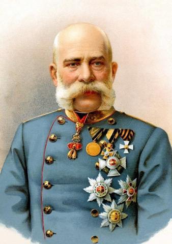 Император Австрии Франц Иосиф I