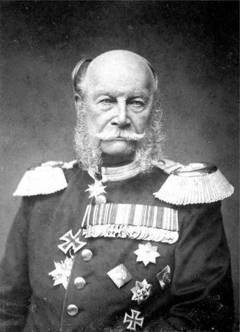 Император Германии Вильгельм I