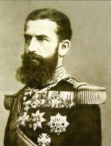 Король Румынии Кароль I
