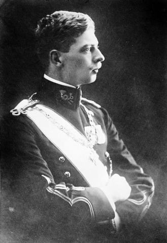 Король Румынии Кароль II (1)