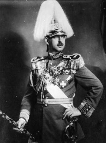 Король Румынии Кароль II (3)