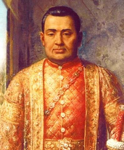 Король СиамаПораминтара Маха Чессадабодиндра