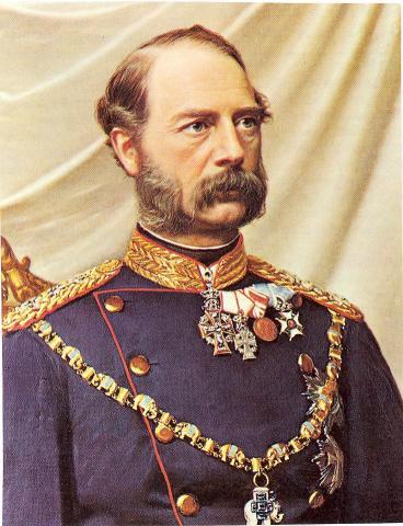 Король Дании Кристиан IX