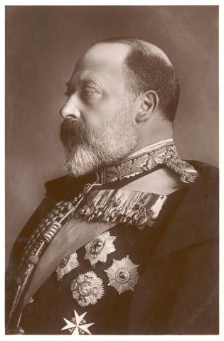 Король Эдуард VII