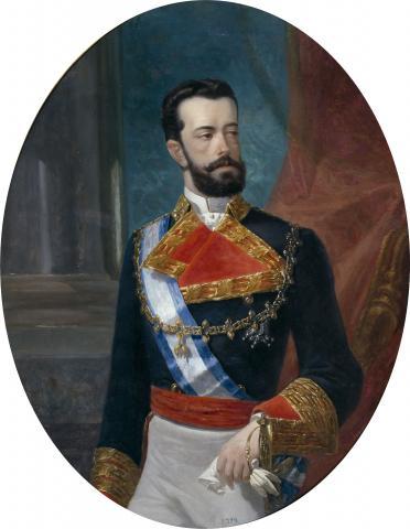 Король Испании Амадео I