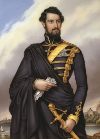 Король Швеции Карл XV