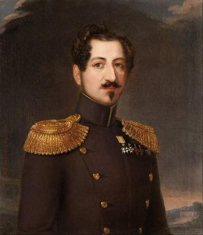 Король Швеции Оскар I