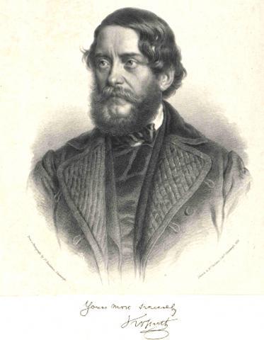 Лайош Кошут, президент Венгрии 1848-1849