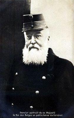 Леопольд II - король Бельгии