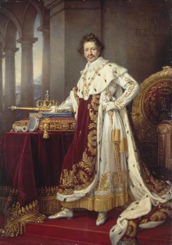 Король Баварии Людвиг I
