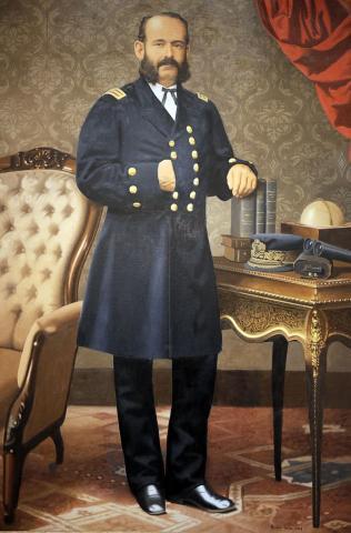 Адмирал Мигель Грау Семинарио