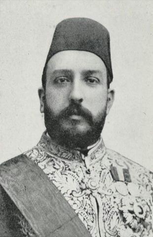 Тауфик - паша