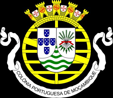 Герб Португальского Мозамбика