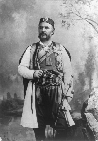Король Черногории Никола I Петрович