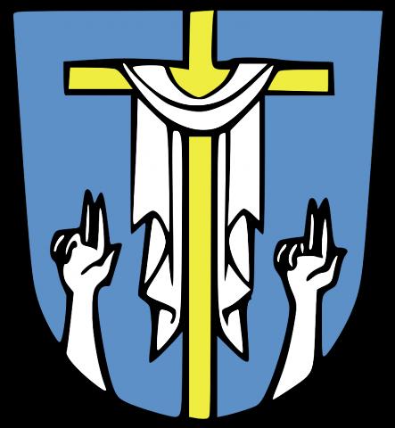 Герб Обераммергау