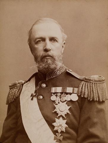Король Швеции Оскар II