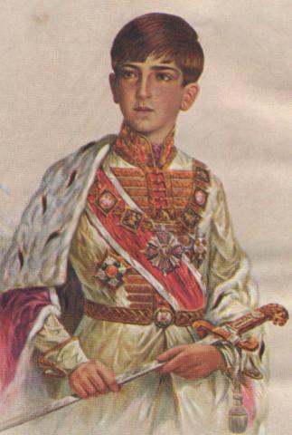 Петр II Карагеоргиевич