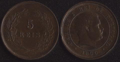 Португалия 5 рейс 1890