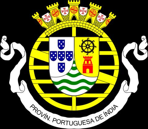 Герб Португальской Индии