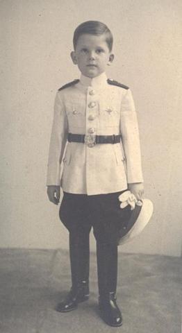 Царь Болгарии Симеон II