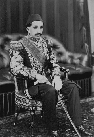 Султан Абдул-Хамид II