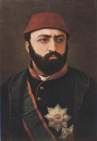 Султан Абдул Азиз