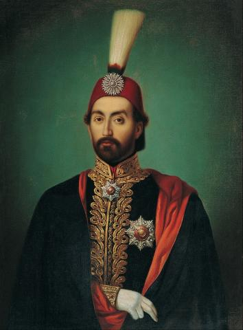Султан Абдул Меджид