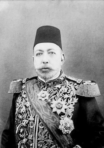 Султан Мехмед V