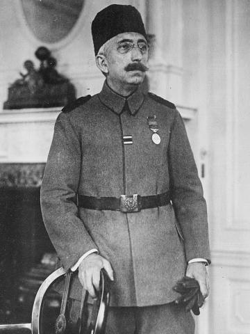 Султан Мехмед VI