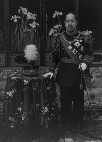 Император Корейской Империи Сунджон