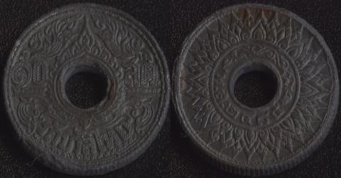 Таиланд 10 сатанг 1942
