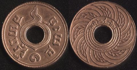 Таиланд 1 сатанг 1929