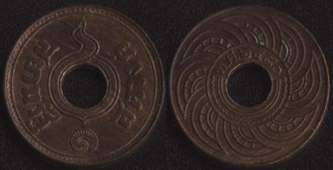 Таиланд 1 сатанг 1937
