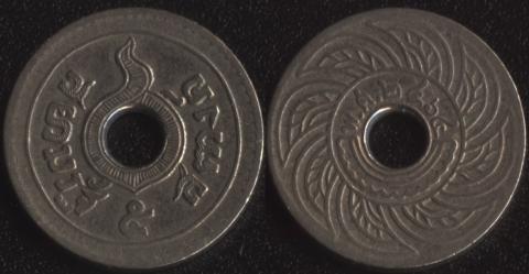 Таиланд 5 сатанг 1921