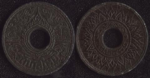 Таиланд 5 сатанг 1942