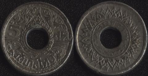 Тайланд 5 сантанг 1945