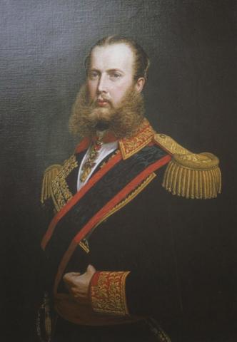 Вице-король Ломбардии-Венеции Фердинанд Максимилиан Иосиф фон Габсбург