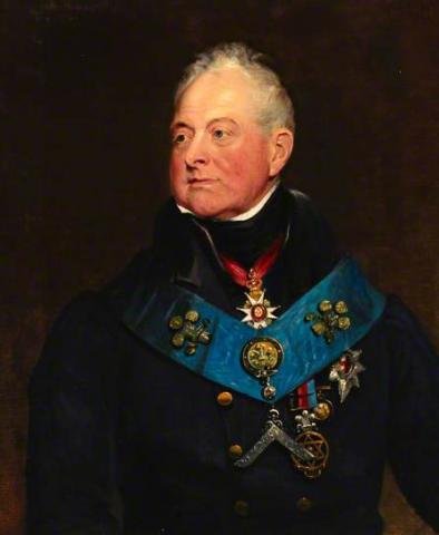 Король Великобритании и Ирландии Вильгельм IV