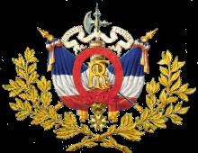 Эмблема Франции